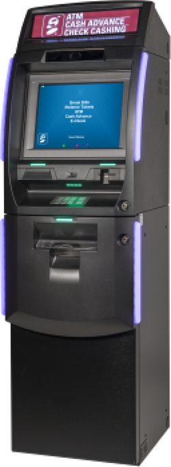 Global Payments Gaming casino ATM
