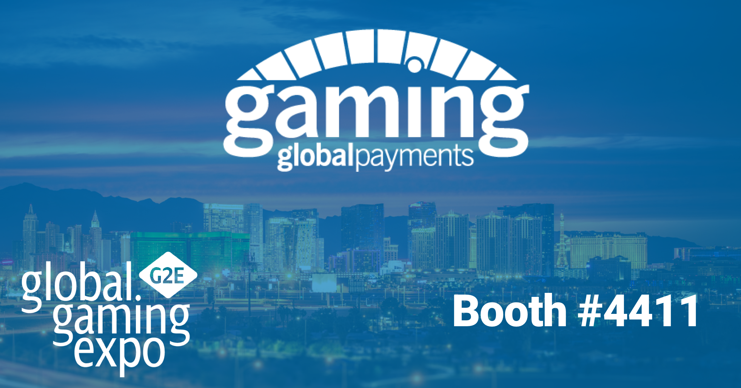 Global Payments Gaming G2E 2018